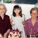 Odette Procopio, Michelle Bastos, Maria Bellei